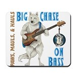Chase On Bass Mousepad