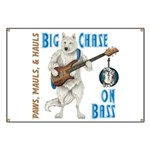 Chase On Bass Banner