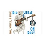 Chase On Bass Wall Decal