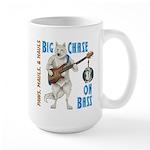 Chase On Bass Mugs