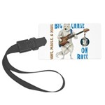 Chase On Bass Luggage Tag