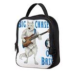 Chase On Bass Neoprene Lunch Bag
