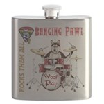 Banging Pawl Flask
