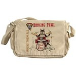 Banging Pawl Messenger Bag
