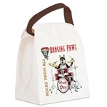 Banging Pawl Canvas Lunch Bag