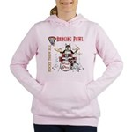 Banging Pawl Women's Hooded Sweatshirt