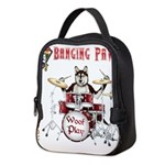Banging Pawl Neoprene Lunch Bag
