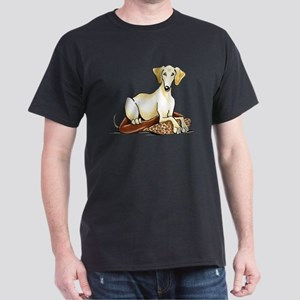 Cream Saluki Lester T-Shirt