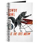 Rowdy Hawl Journal