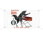 Rowdy Hawl Banner