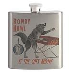 Rowdy Hawl Flask
