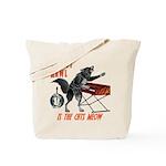 Rowdy Hawl Tote Bag
