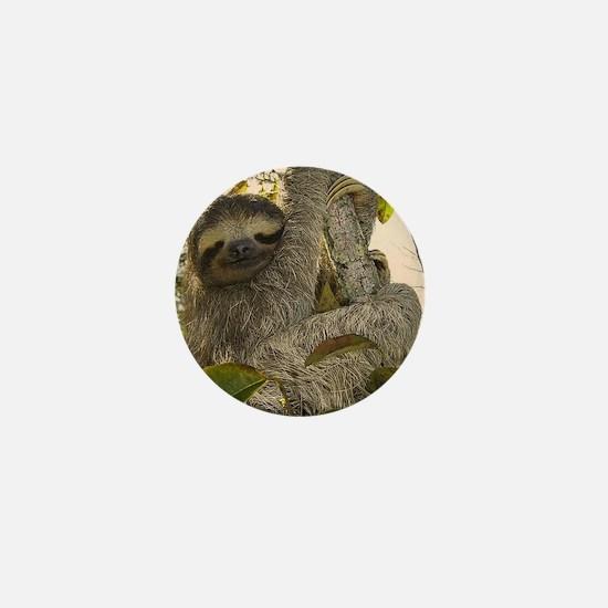 Sloth Mini Button (10 pack)