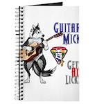 Guitar Mick Journal