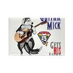 Guitar Mick Magnets