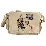 Guitar Mick Messenger Bag