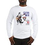 Guitar Mick Long Sleeve T-Shirt
