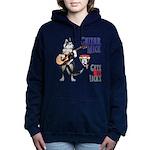 Guitar Mick Women's Hooded Sweatshirt