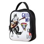 Guitar Mick Neoprene Lunch Bag