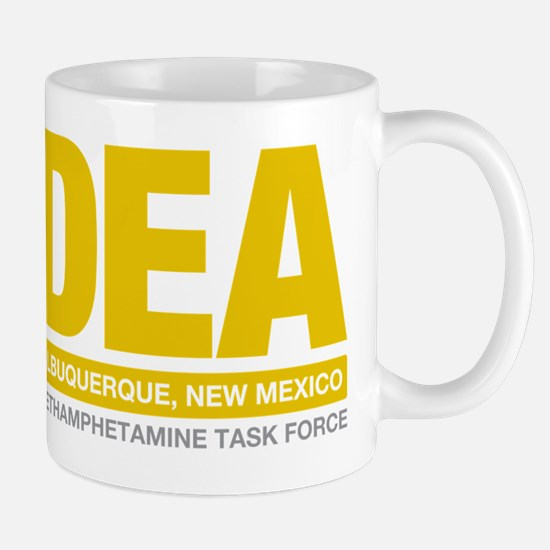 Breaking Bad DEA Mug