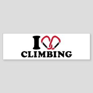 mountain climbing bumper stickers cafepress