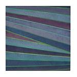 TERRAZZO-BLUE Tile Coaster