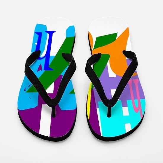 Initial Design (H) Flip Flops