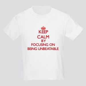 Being Unbeatable T-Shirt