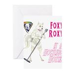 Foxy Roxy Greeting Cards