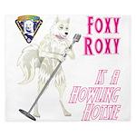 Foxy Roxy King Duvet