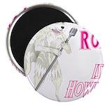 Foxy Roxy Magnets