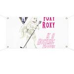 Foxy Roxy Banner