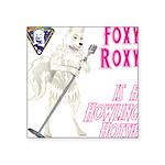 Foxy Roxy Sticker