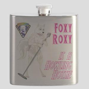 Foxy Roxy Flask