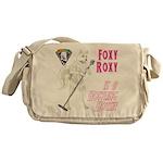 Foxy Roxy Messenger Bag