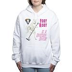 Foxy Roxy Women's Hooded Sweatshirt