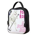 Foxy Roxy Neoprene Lunch Bag