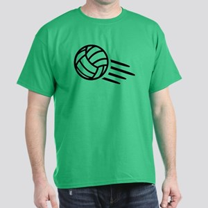 Volleyball Dark T-Shirt