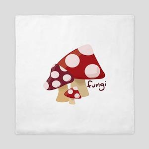Fungi Queen Duvet