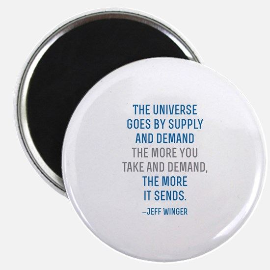 """Community TV Jeff Quote 2.25"""" Magnet (10 pack)"""