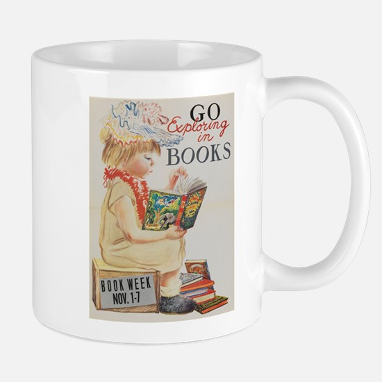 1959 Children's Book Week Mugs