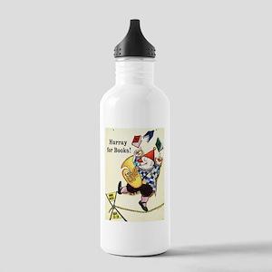 1960 Children's Book Week Water Bottle