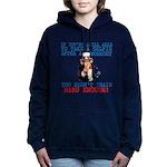 SELFIE AFTER A WORKOUT Women's Hooded Sweatshirt