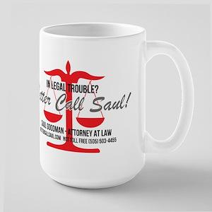 Better Call Saul Large Mug