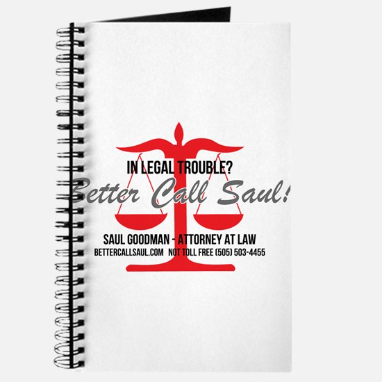 Better Call Saul Journal