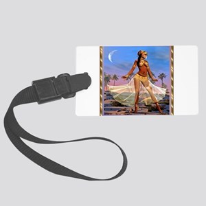 Best Seller Bellydance Large Luggage Tag