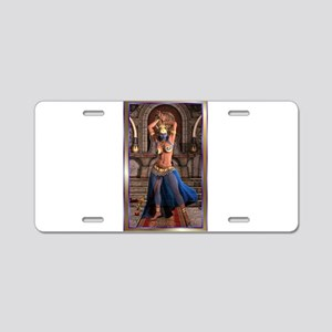 Best Seller Bellydance Aluminum License Plate