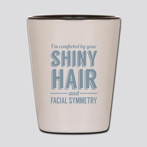 Community TV - Abed Quote Shot Glass