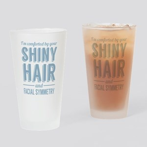 Community TV - Abed Quote Drinking Glass
