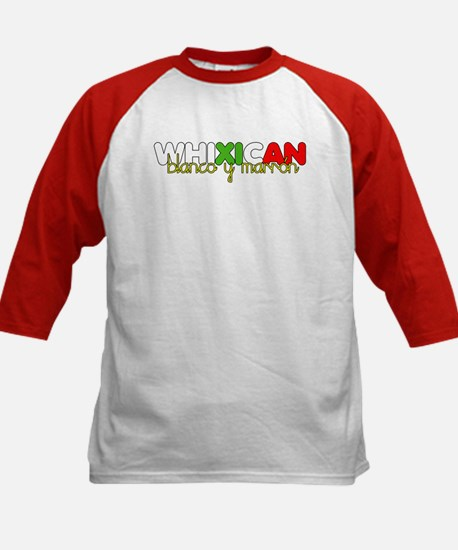 Whixican Kids Baseball Jersey